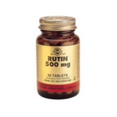 Solgar Rutin 500Mg Tab 2460 (50St) VSR2293