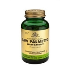 Solgar Saw Palmetto Berry Extract Zaagpalm Vc 4143 (60St) VSR2297