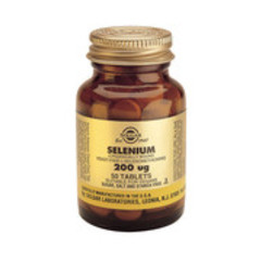 Solgar Selenium 200Ug Tab 2556 (50St) VSR2301