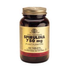 Solgar Spirulina 750Mg Tab 2660 (100St) VSR2308