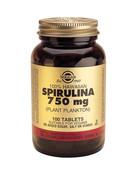 Solgar Solgar Spirulina 750Mg Tab 2660 (100St) VSR2308