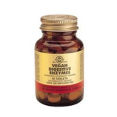 Solgar Vegan Digestive Enzymes Tab 2800 (50St) VSR2329