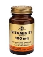 Solgar Solgar Vitamin B1 100Mg Vc 2950 (100St) VSR2334