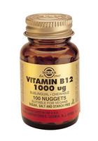 Solgar Solgar Vitamin B12 1000Ug Tab 3229 (100St) VSR2335
