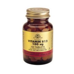 Solgar Vitamin B12 100Ug Tab 3180 (100St) VSR2337