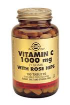 Solgar Solgar Vitamin C 1000Mg + Rose Hip Tab 2400 (100St) VSR2354