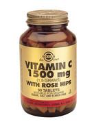 Solgar Solgar Vitamin C 1500Mg + Rose Hip Tab 2421 (180St) VSR2357