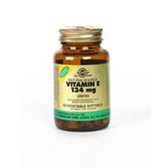 Solgar Vitamin E 134Mg/200Iu Veg Sft 3505 (50St) VSR2368