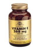 Solgar Solgar Vitamin E 268Mg/400Iu Complex Sft 3541 (100St) VSR2373
