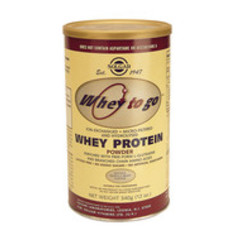 Solgar Whey To Go Prot Vanille Powder 3667 (340G) VSR2386