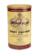 Solgar Solgar Whey To Go Prot Vanille Powder 3667 (340G) VSR2386