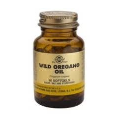 Solgar Wild Oregano Oil Wilde Oregano Sft 2029 (60St) VSR2388