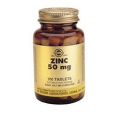 Solgar Zinc 50Mg Tab 3720 (100St) VSR2391