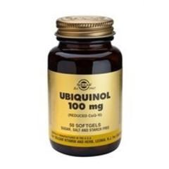 Solgar Ubiquinol 100Mg Sft 2641 (50St) VSR2392