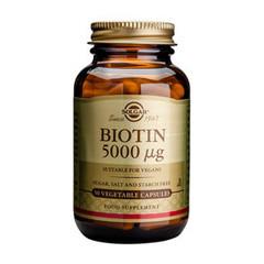 Solgar Biotin 5000Ug Vc 0314 (100St) VSR2402