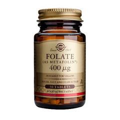 Solgar Folate 400Ug Tab 1940 (50St) VSR2411
