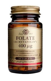 Solgar Solgar Folate 400Ug Tab 1940 (50St) VSR2411