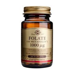Solgar Folate 1000Ug Tab 53595 (60St) VSR2412