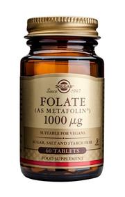Solgar Solgar Folate 1000Ug Tab 53595 (60St) VSR2412