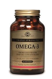 Solgar Solgar Omega-3 Triple Strength Sft 2057 (50St) VSR2414