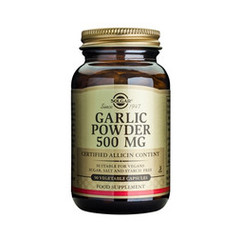 Solgar Garlic Powder 500Mg Vc 1197 (90St) VSR2416