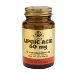 Solgar Alpha Lipoic Acid 60Mg Vc 0055 (30St) VSR2019