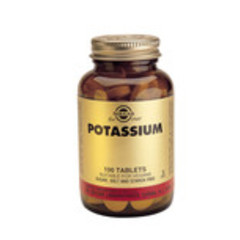 Solgar Potassium Kalium Tab 2260 (100St) VSR2279