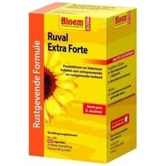 Bloem Ruval extra forte zonder st janskruid (100 stuks)