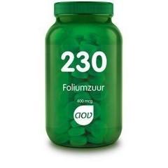 AOV 230 Foliumzuur 400 mcg (100 tabletten)