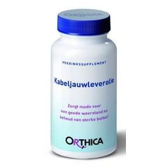 Orthica Kabeljauwleverolie (90 capsules)