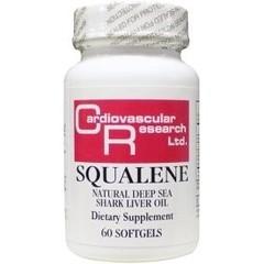 Cardio Vasc Res Squalene (60 capsules)