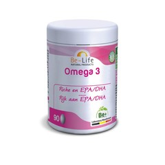 Be-Life Omega 3 500 (180 capsules)