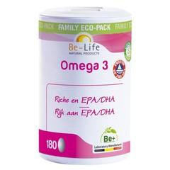 Be-Life Omega 3 magnum (180 capsules)