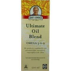 Udo S Choice Ultimate oil blend eko (500 ml)