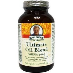 Udo S Choice Ultimate oil blend (90 capsules)