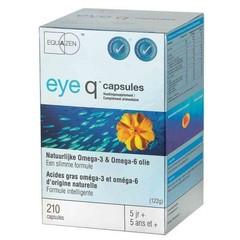 Springfield Eye Q omega3/6 vetzuren (210 softgels)