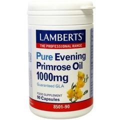 Lamberts Teunisbloemolie 1000 mg (pure evening primrose) (90 capsules)
