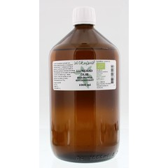Cruydhof Lijnzaadolie koudgeperst bio (1 liter)