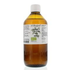 Cruydhof Omega olie mix bio (500 ml)