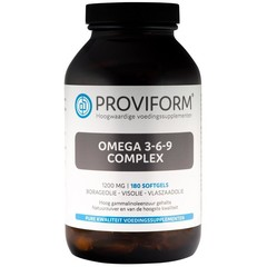 Proviform Omega 3-6-9 complex 1200 mg (180 softgels)