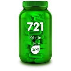 AOV 721 Krill olie 500 mg (60 capsules)