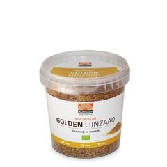 Mattisson Biologische golden lijnzaad omega 3 (500 gram)