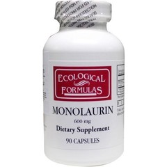 Ecological Form Monolaurine 600 mg (90 capsules)