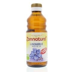 Zonnatura Lijnzaadolie bio (250 ml)