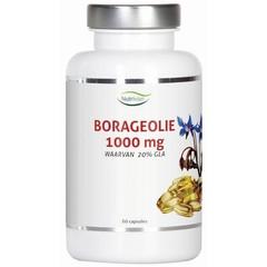 Nutrivian Borage olie 1000 mg (60 capsules)