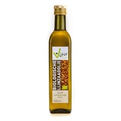 Vitiv Lijnzaadolie (500 ml)