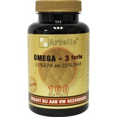Artelle Omega 3 forte 1000 mg (100 capsules)