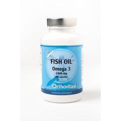 Orthovitaal Omega 3 visolie 1000 mg (60 capsules)