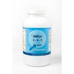Orthovitaal Omega visolie 3 6 9 (360 capsules)