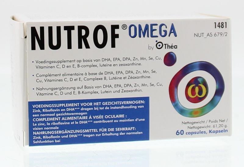Nutrof Nutrof Omega (60 capsules)
